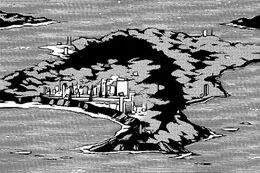 Kuromaku Island