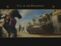 Fall of the Philippines 1