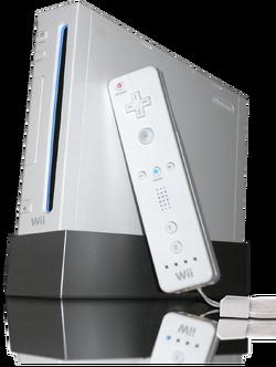 Nintendo Wii con Wii Mote