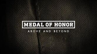 Medal of Honor Above and Beyond Oculus Rift Platform
