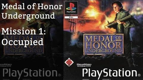 Medal Of Honor Underground - Mission One Occupied 1080p