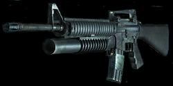 M16A4render