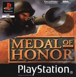 Medal of Honor 1 cover