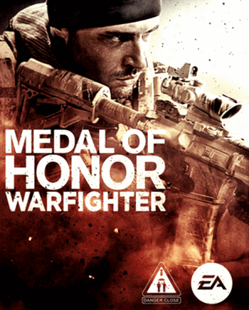 Medal of Honor Warfighter Обклад01