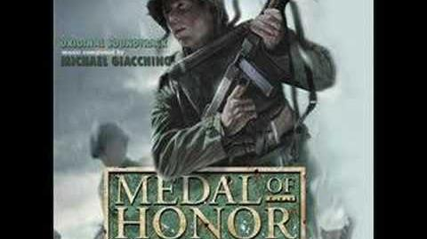 Medal of Honor Main Theme