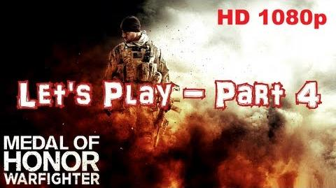 Medal Of Honor Let's Play Part 4 - Mission Hot Pursuit With Commentary HD 1080p