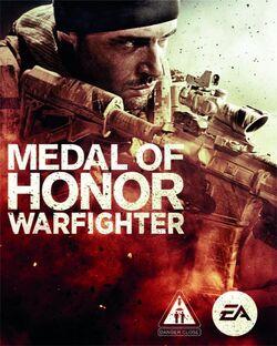 Medal of Honor Warfighter okładka