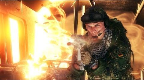 Medal of Honor Warfighter Fireteam Gameplay Multiplayer Trailer 2 - GamesCom 2012