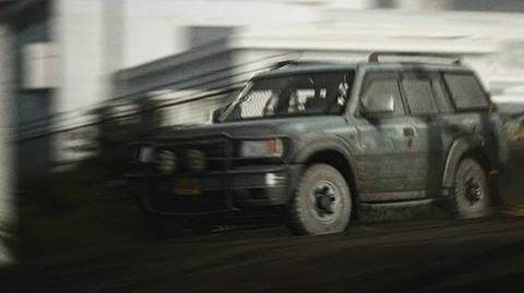 "Medal of Honor Warfighter - Trailer zum Driving-Level ""Hot Pursuit"""