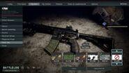 HK416 MOHW Custom