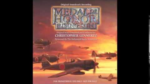 Medal of Honor Rising Sun Death in the Orient