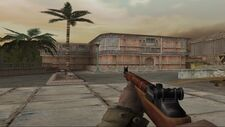 M1 Garand MOHRS