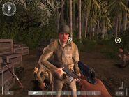 Minoso in Guadalcanal