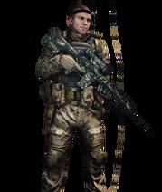 SASR Scharfschütze