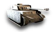Panzer model.