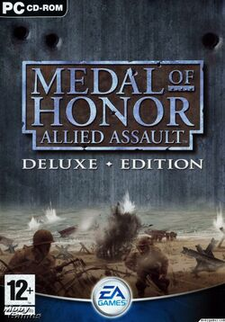 MoH AA Deluxe Edition