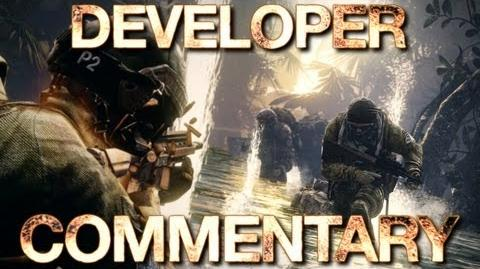 Medal of Honor Warfighter Developer Commentary Fire Team Gameplay and Battlefield 4 Beta Access Info