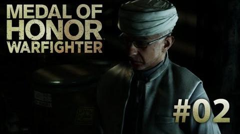 2 Medal of Honor Warfighter Walkthrough - Mission 2 MIT DEN AUGEN DES BÖSEN HD DE