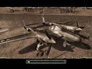 P-38 in the loading screen