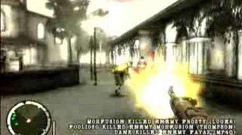 Medal of Honor Heroes 2 Multiplayer Trailer
