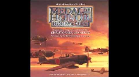 Medal of Honor Rising Sun Battleship Raiders