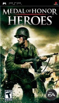 MoH Heroes boxart