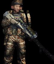 UDT Scharfschütze