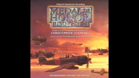 Medal of Honor Rising Sun Solomon Showdown