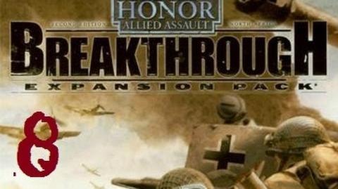 Проходження Medal of Honor Allied Assault Breakthrough 8 - Битва під Монте-Кассіно - 1