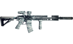 DD M4V1 MOHW Battlelog Icon for OGA and UDT