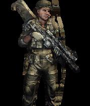 OGA Scharfschütze