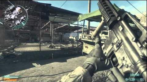 Medal Of Honor Kandahar Marketplace Team Assault 1