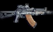 AKS-74U MOHW Battlelog Icon for Gruppa Alfa and UDT