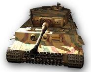 Tiger model.