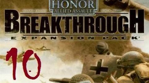 Проходження Medal of Honor Allied Assault Breakthrough 10 - Анціо
