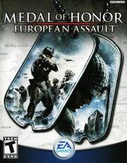 Medal of Honor - European Assault Coverart