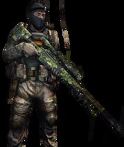 KSK Scharfschütze