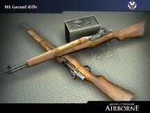 M1 Garand promo