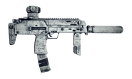 HK MP7 MOHW Battlelog Icon For OGA
