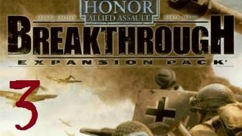 Прохождение Medal of Honor Allied Assault Breakthrough 3 - Канал Бизерты