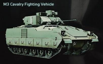 Resultado de imagen para M3 Cavalry Fighting Vehicle,