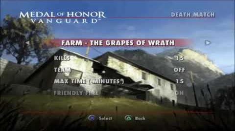 MoH-Vanguard-The Grapes of Wrath Ambience