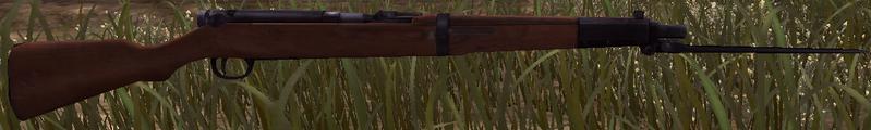 Type 44 Carbine Right