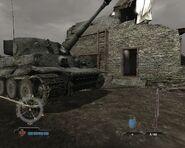 Not standard tiger tank gun tip