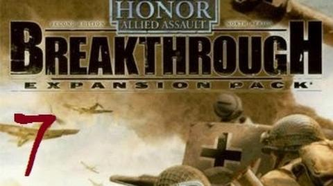 Проходження Medal of Honor Allied Assault Breakthrough 7 - Джела