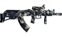 AK-103 Bullpup MOHW Battlelog Icon for Gruppa Alfa