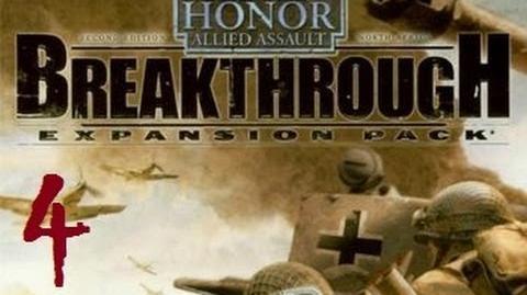 Прохождение Medal of Honor Allied Assault Breakthrough 4 - Нападение на Пёрл-Харбор