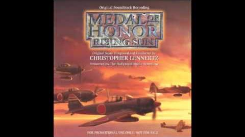 Medal of Honor Rising Sun Idol Assault