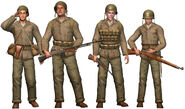 Marine Squad MOHPF