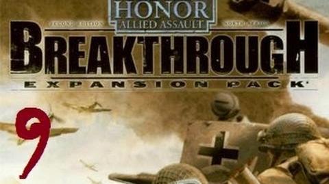 Проходження Medal of Honor Allied Assault Breakthrough 9 - Битва під Монте-Кассіно - 2